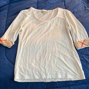 Authentic Burberry half arm Shirt
